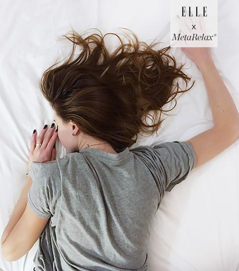 Stressmomenten, prikkelbaar, moe? Ontdek MetaRelax® uit en bruis weer van de energie