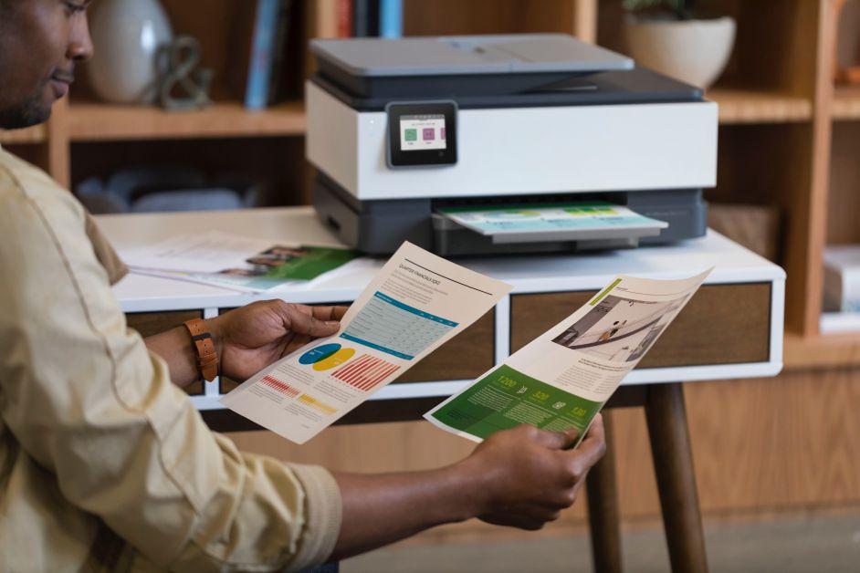 documents imprimantes HP