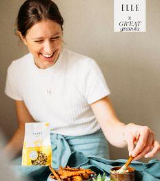 Hartig en crunchy : de granola die al jouw gerechten pimpt