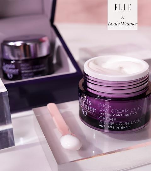 Test de rijke dagcrème UV 30 van Louis Widmer en vertel ons wat je ervan vindt!