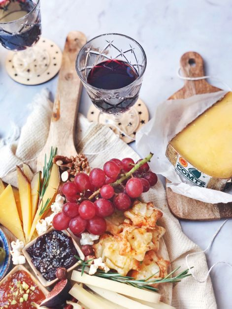 Zo stel je de perfecte kaasplank samen voor tijdens de feesten! - 2