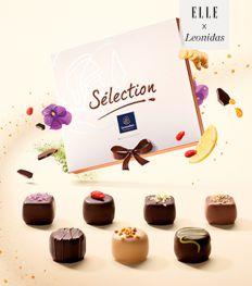 Wedstrijd: Win een box heerlijke Sélection-pralines van Leonidas