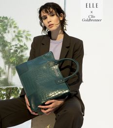 Groen, de kleur van de hoop. De nieuwe Clio Goldbrenner-collectie laat een frisse wind waaien door 2021