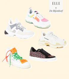 Wandel stylish het nieuwe jaar in met de nieuwste sneakers