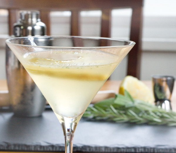 RECEPT: 3 zomerse Martini Cocktails