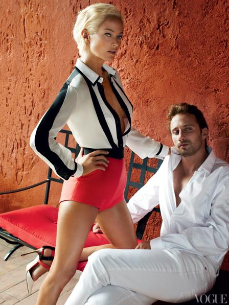 Matthias Schoenaerts Vogue