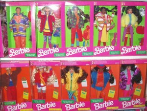 Barbie anno 1993