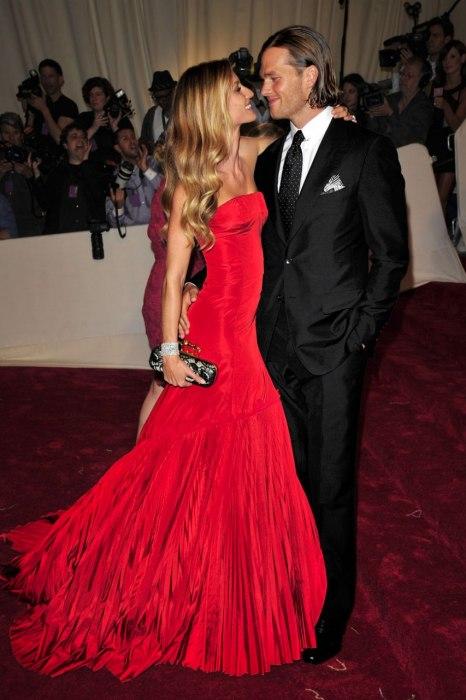Gisele Bündchen en Tom Brady best dressed