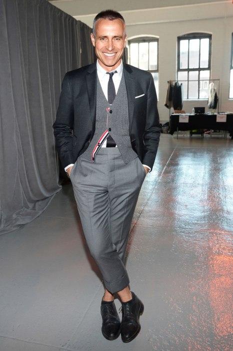 Tom Browne best dressed