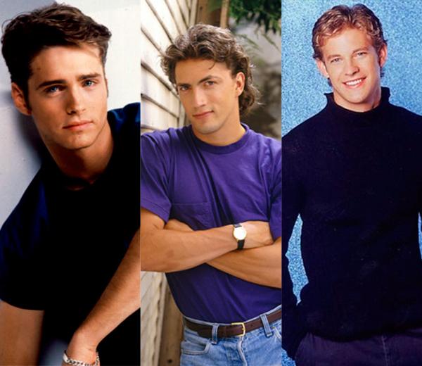 10 hottie acteurs uit je jeugd