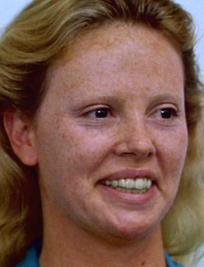 Charlize Theron als Aileen Wuornos