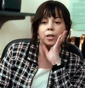 Mariah Carrey als Ms. Weiss
