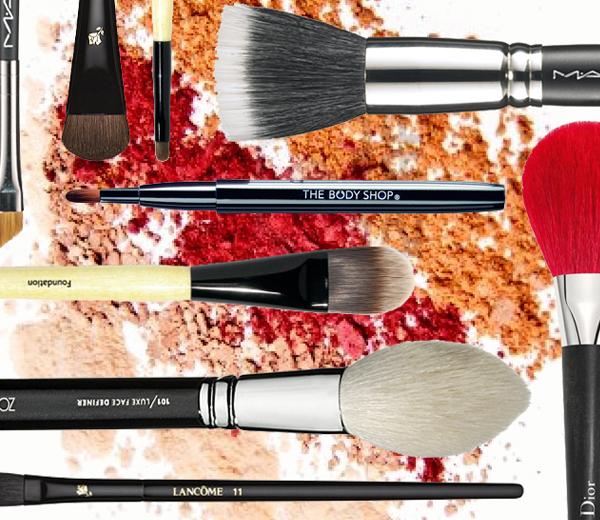 5 must have make-up borstels