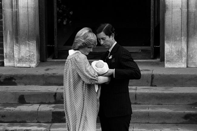 lady diana prins william geboorte