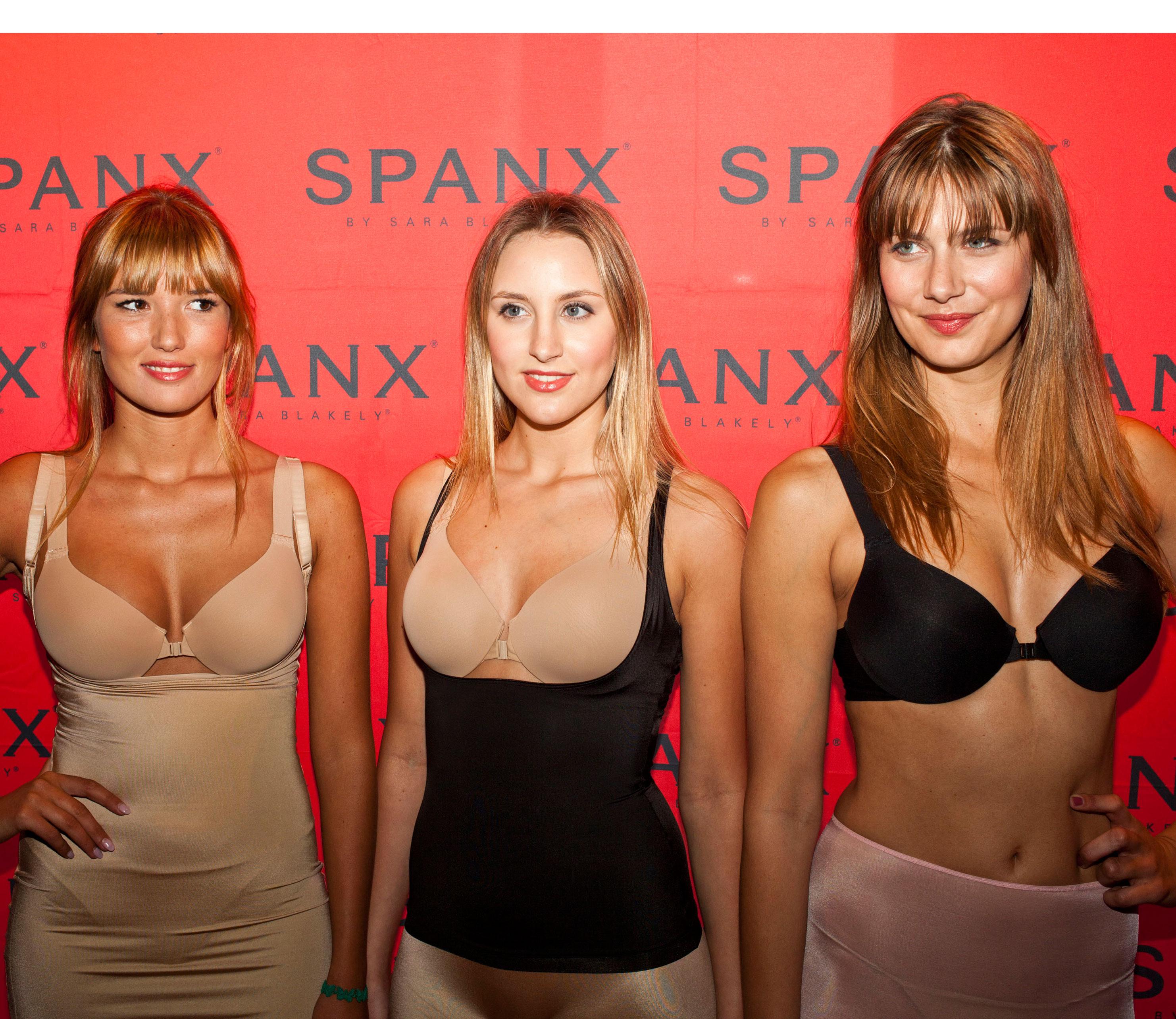 Shapewear ondergoed van Spanx verovert België