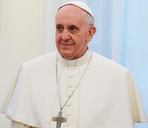 Nieuwe paus franciscus be nvloedt en bekeert italiaanse mode for Www frankbetz com
