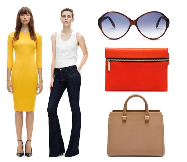 Shoppen in de nieuwe webshop van Victoria Beckham