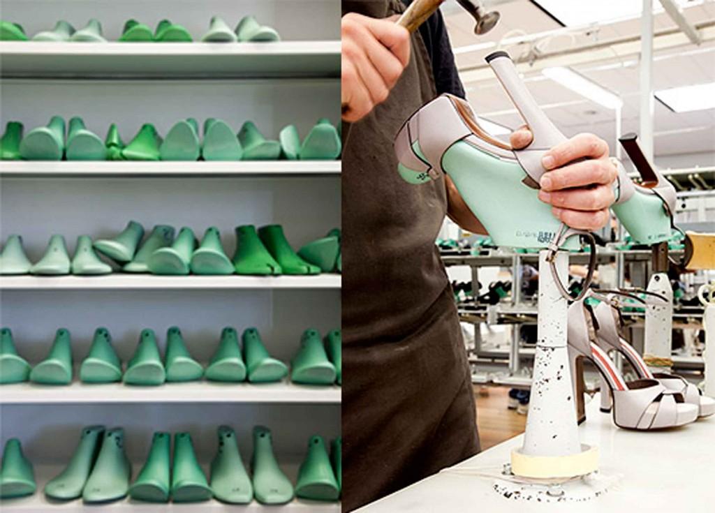 Fabriek Louis Vuitton