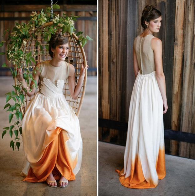 Cream Wedding Gown: 5x Je Bruidsjurkjurk Recycleren