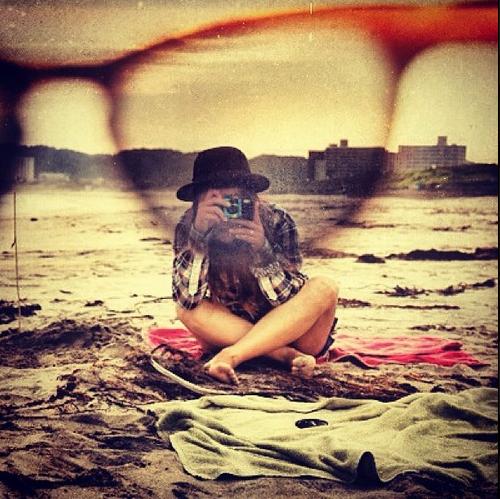 Instagram Kasia Meador