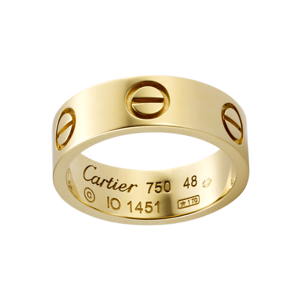 love ring Cartier