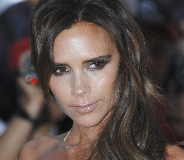 5 eetweetjes over Victoria Beckham
