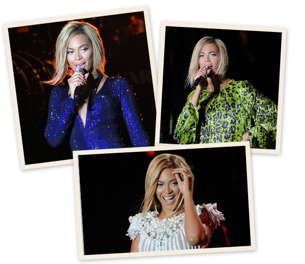 Beyoncé: kapselcopycat?