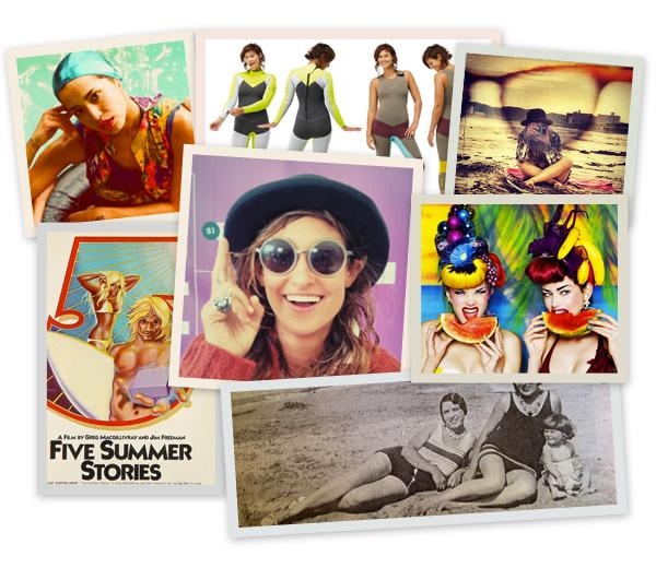 Blue Crush: de favorieten van surfster en ontwerpster Kasia Meador