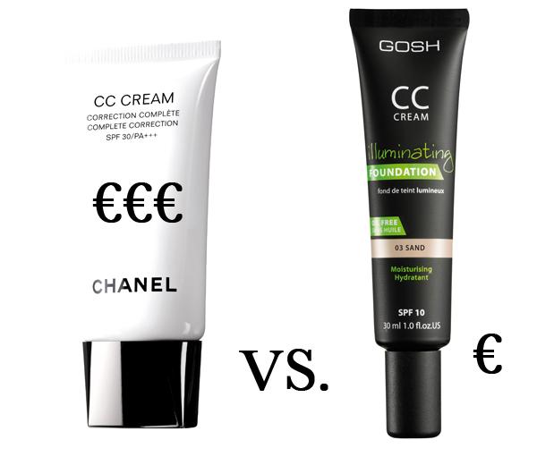 CC Cream: prijzig vs. budget