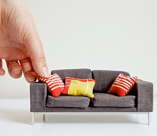 Ikea belgi lanceert miniatuurversies van iconische meubelen for Meubels poppenhuis