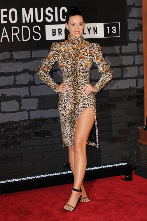 Katy Perry in Emanuel Ungaro