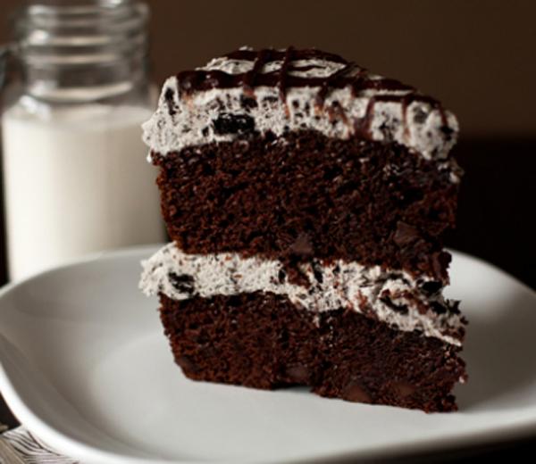 RECEPT. Oreo-chocoladetaart