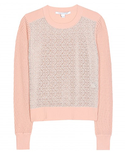 Sweater DIANE VON FURSTENBERG - via mytheresa.com - 155 €