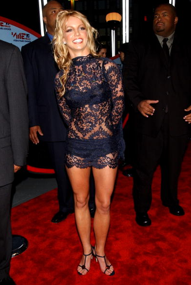 BritneySpearsVMA2001
