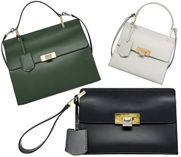 FIRST LOOK: de handtassen van Alexander Wang voor Balenciaga