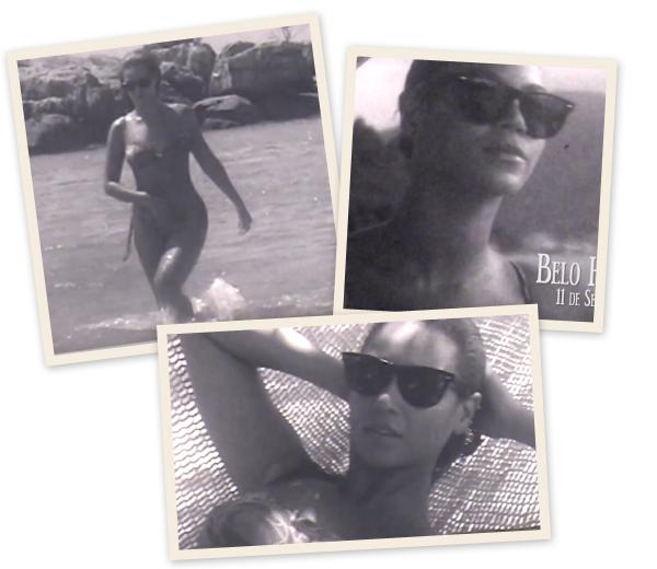Beyoncé broeierig sexy in Brazilië