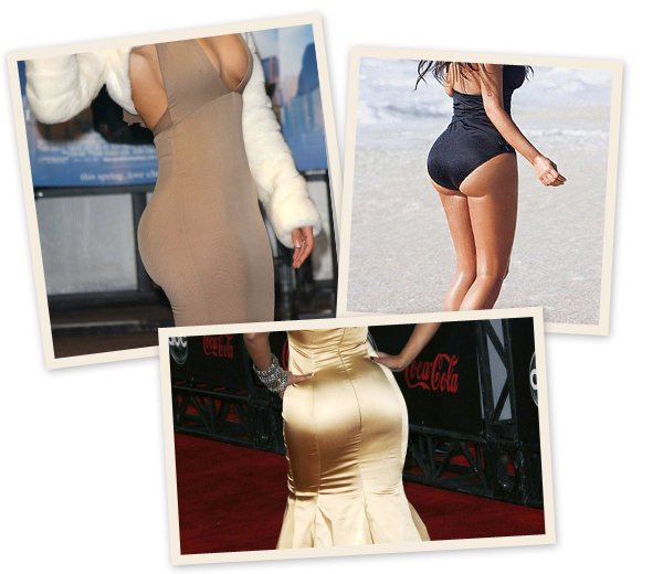 TREND: booty is back