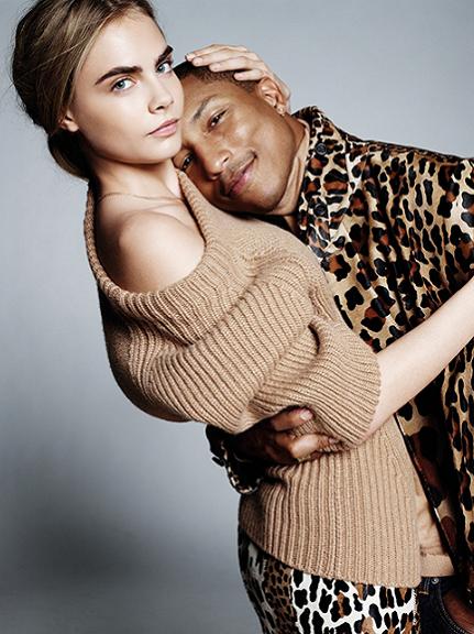 WATCH: Cara Delevingne en Pharrell Williams voor Vogue - 4