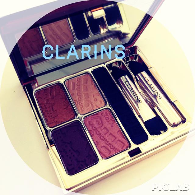 Clarins Splendours - palette Yeux Ombres et Liner