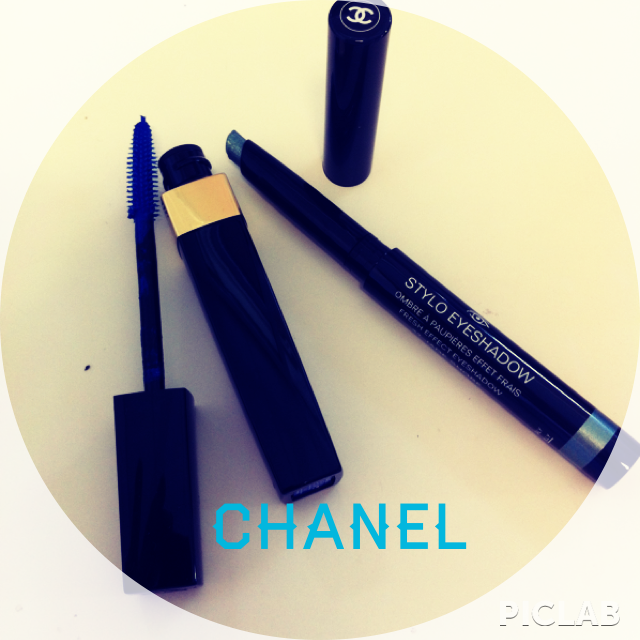 Chanel - Inimitable Waterproof Mascara 57 Blue Note *** Chanel - Style Eyeshadow - 37 Jade Shore
