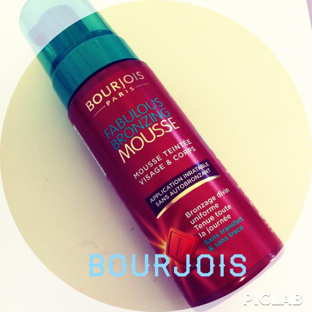 Bourjois - Fabulous Bronzing Mousse - Visage & Corps
