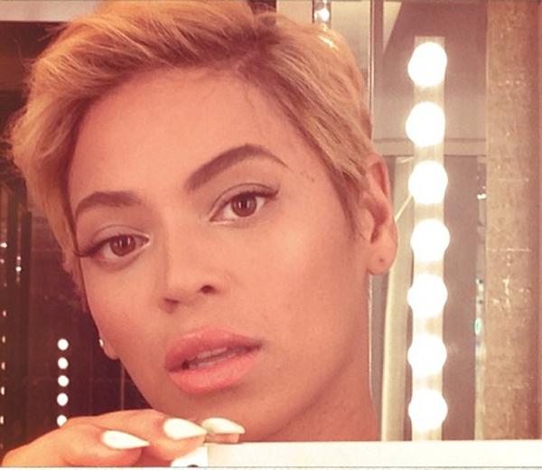 Een nieuw kapsel voor Beyoncé