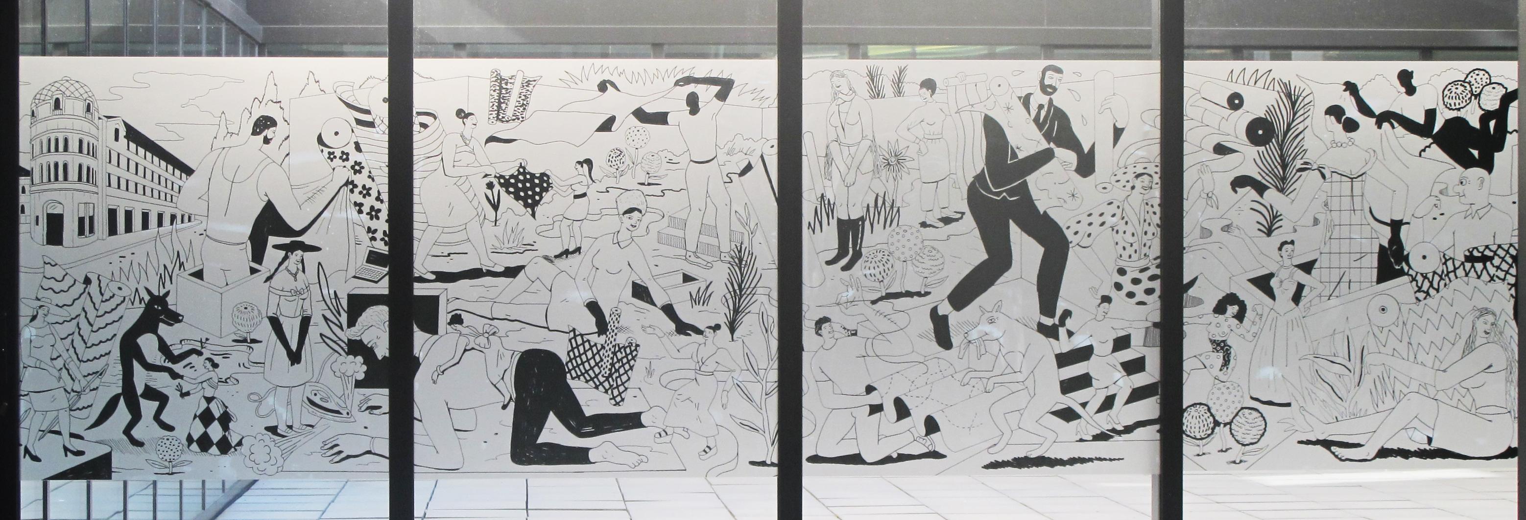 Museumnacht Modemuseum Antwerpen - 1