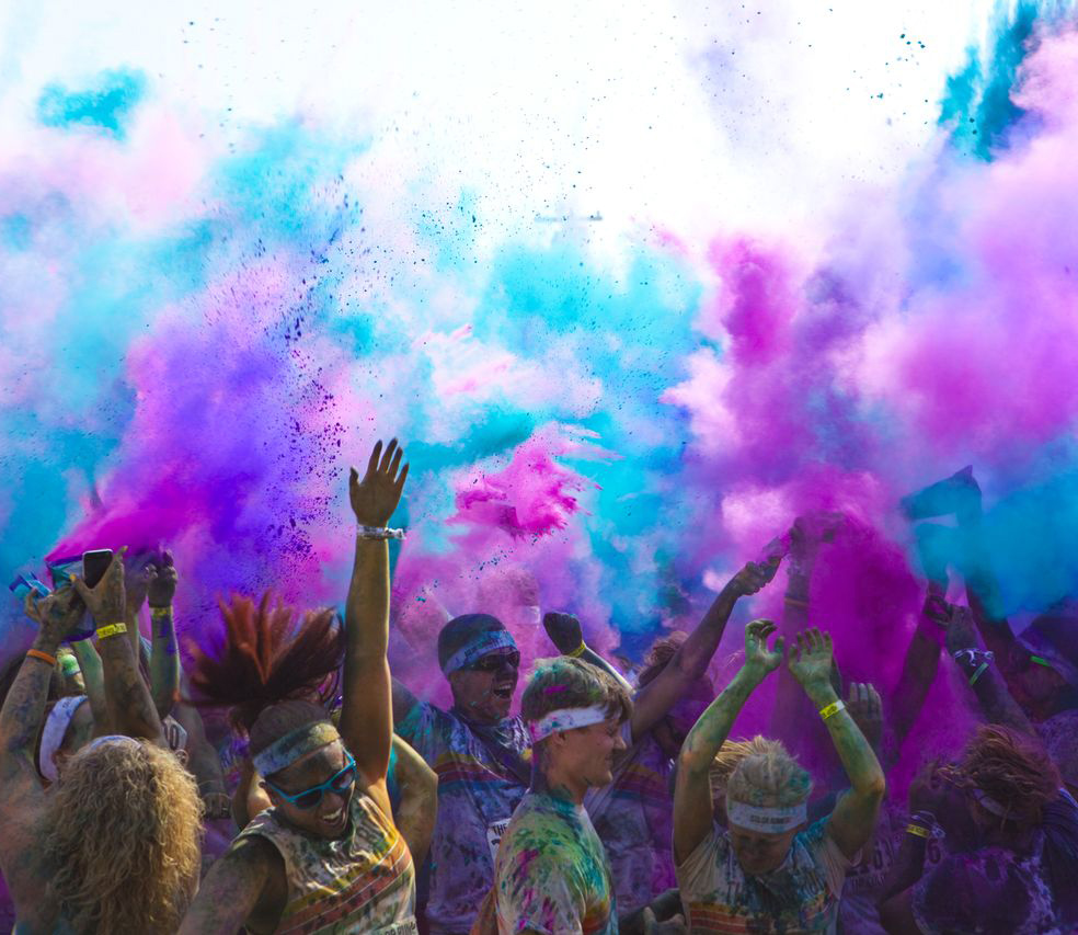 COOL EVENT: de Color Run in Brussel