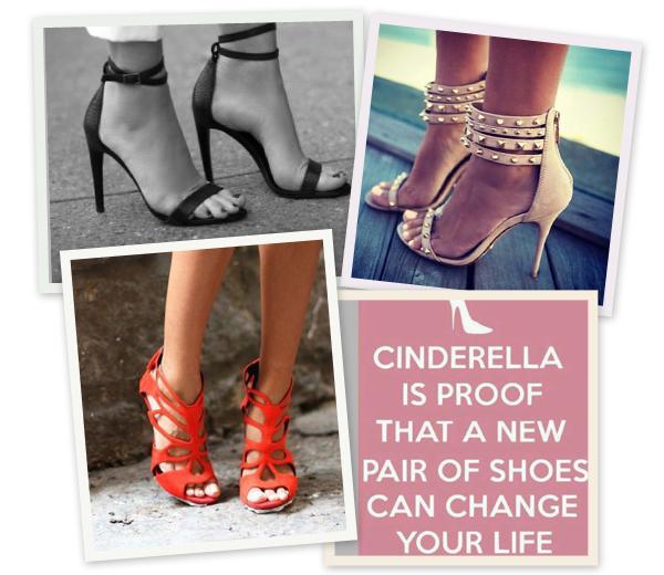 Het schoenenprobleem waar de meeste vrouwen mee kampen