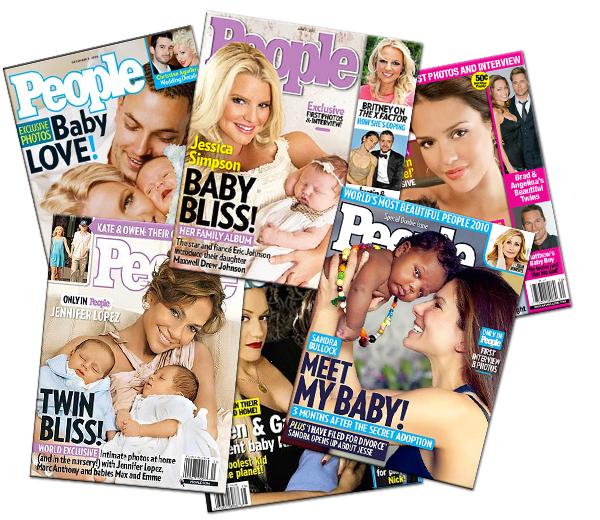 12 vetbetaalde babycovers