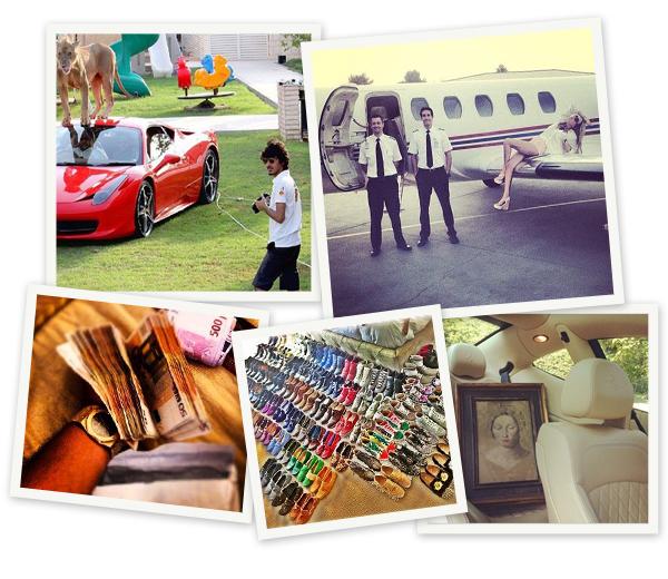 Rich Kids of Instagram krijgt eigen serie