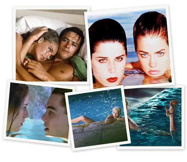 Top 8 memorabele zwembadscènes