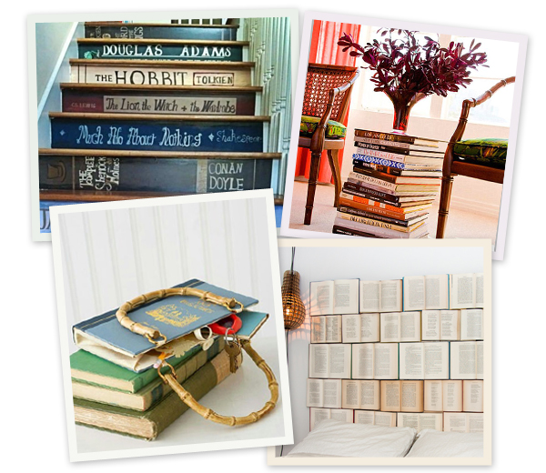 PINSPIRATION: boekenhoekjes