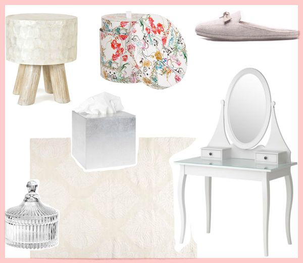 Decoshopping: boudoir baby